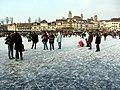 2012 'Seegfrörni' - Zürichsee - Rapperswil Hafen 2012-02-12 16-18-01 (SX230).JPG