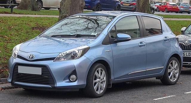 Yaris (XP130) - Toyota