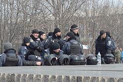 Спецпидроздил милиции беркут г кировограда