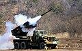 2014.2.24 육군 5포병여단 K-136 130mm 다련장로켓 사격훈련 Republic of Korea Army 5th Artillery Brigade (12782973375).jpg
