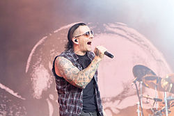 20140615-146-Nova Rock 2014-Avenged Sevenfold-M Shadows.JPG