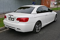 BMW 3 Series (E90)   Wikipedia