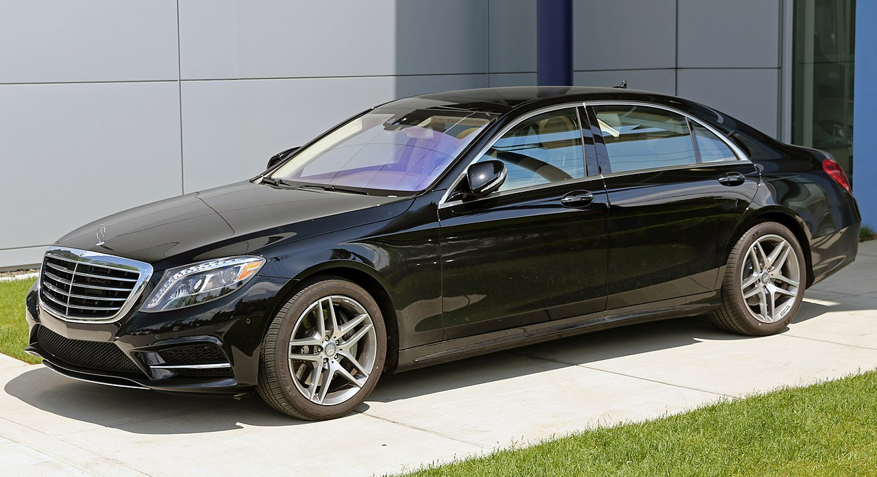 File:2014 Mercedes-Benz S550 lwb black (US).jpg