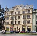 2014 Ostrawa, Kamienica, náměstí Svatopluka Čecha 1, 01.jpg