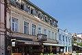 2014 Tbilisi, Ulica Erekle II, Budynki z restauracjami.jpg