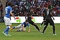 20150616 - Portugal - Italie - Genève - Mattia De Sciglio et Danilo Pereira.jpg
