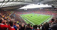 2015 Rugby World Cup, Australia vs. Wales (21485242524).jpg