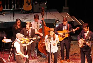 Chris Thile - Thile hosting A Prairie Home Companion