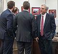 2016-03-22 Senator Amy Klobuchar meets with Merrick Garland 04 (cropped).jpg