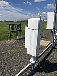 2017-06-06 10 46 04 CL-31 ceilometer on the Automated Surface Observing System (ASOS) at Ronald Reagan Washington National Airport in Arlington County, Virginia.jpg