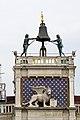 2017 06 Leone di San Marco Torre dell'Orologio Venezia 2809.jpg