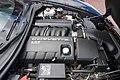 2017 Bois d'Arc Spring Car Show 30 (2011 Chevrolet Corvette engine).jpg