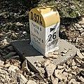 2018-05-25 Kilometerstein.jpg
