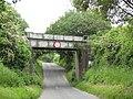 2018-05-31 Bittern Line bridge, Northrepps, Cromer (1).JPG
