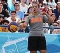 2018-10-07 Basketball 3x3 ROU vs GER (Girls Preliminary Round) at 2018 Summer Youth Olympics by Sandro Halank–113.jpg