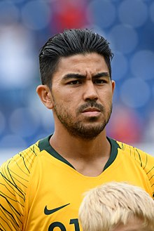 20180601 FIFA Friendly Match Czech Republic vs. Australia Massimo Luongo 850 0218.jpg
