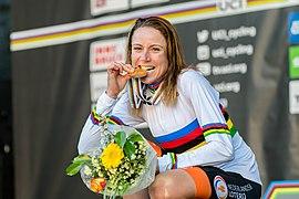 20180925 UCI Road World Championships Innsbruck Women Elite ITT Annemiek van Vleuten 850 9507.jpg