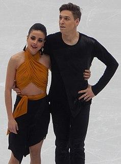 Kirill Khaliavin Russian ice dancer