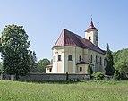 2018 Kościół św. Marcina w Roztokach 2.jpg