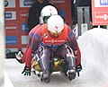 2019-02-02 Doubles World Cup at 2018-19 Luge World Cup in Altenberg by Sandro Halank–271.jpg