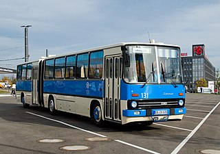 Ikarus (Hungarian company) Bus manufacturer based in Hungary (1895-2003)