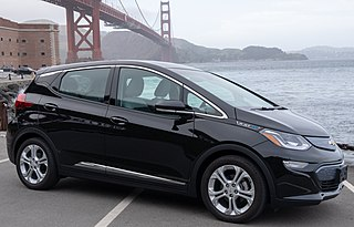 General Motors BEV2 platform Electric vehicle platform