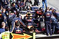 2019 Formula One tests Barcelona, Gasly (46483090495).jpg