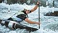 2019 ICF Canoe slalom World Championships 040 - Viktoriia Us.jpg