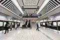 20201230 Platform for Line 2 at Dongdajie Station 01.jpg