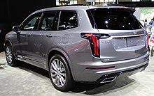 Cadillac Xt6 Wikipedia