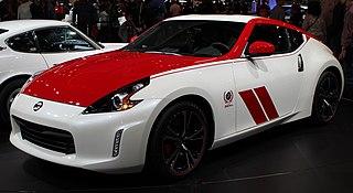 Nissan 370Z Car model