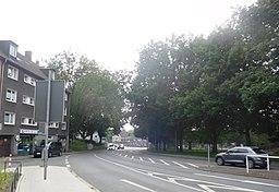 Engelbertstraße in Essen