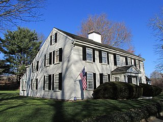Cushing Homestead United States historic place
