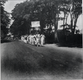 21 Feb 1953 Dhaka University female students procession 2.png