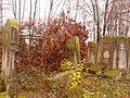 21 listopada 2013 - cmentarz żydowski kon XVII Szydłowiec - 3.jpg