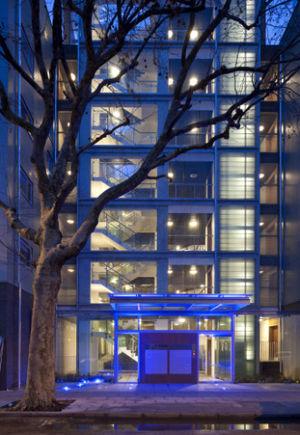 Levitt Bernstein - Bolanachi Building, Bermondsey Spa, London