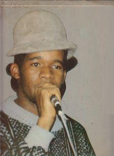 Papa San Jamaican singer