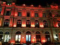 30 - 40 St Vincent Place, Clydesdale Bank Headquarters - night.jpg
