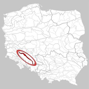 Wrocław Valley - Image: 318.52 Pradolina Wrocławska