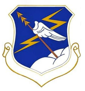 326th Air Division - Image: 326ad emblem