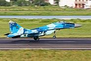 36100 Bangladesh Air Force MIG-29 Landing (8141565769)