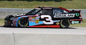 Austin Dillon - Dillon's 2012 Nationwide Series car at Road America