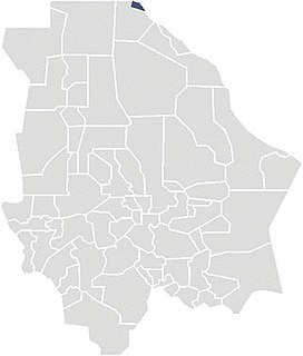 Third Federal Electoral District of Chihuahua federal electoral district of Mexico