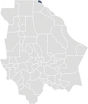 Third Federal Electoral District of Chihuahua - District Chih-III