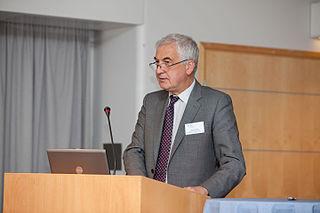 Anthony Venables British economist and the BP Professor of Economics