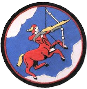 459th Airlift Squadron - Image: 459th Bombardment Squadron Emblem