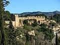 479 Les avançades de Sant Joan, des del castell de la Suda (Tortosa).JPG