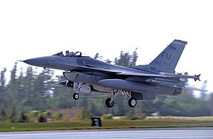 482nd Fighter Wing - Image: 482d Fighter Wing General Dynamics F 16C Block 30H Fighting Falcon 87 290
