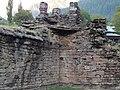 5000 years old University - Corner at Sharada Peeth, Sharda.jpg