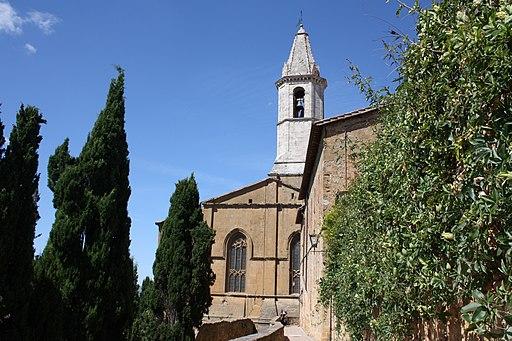 Pienza, Via del Casello